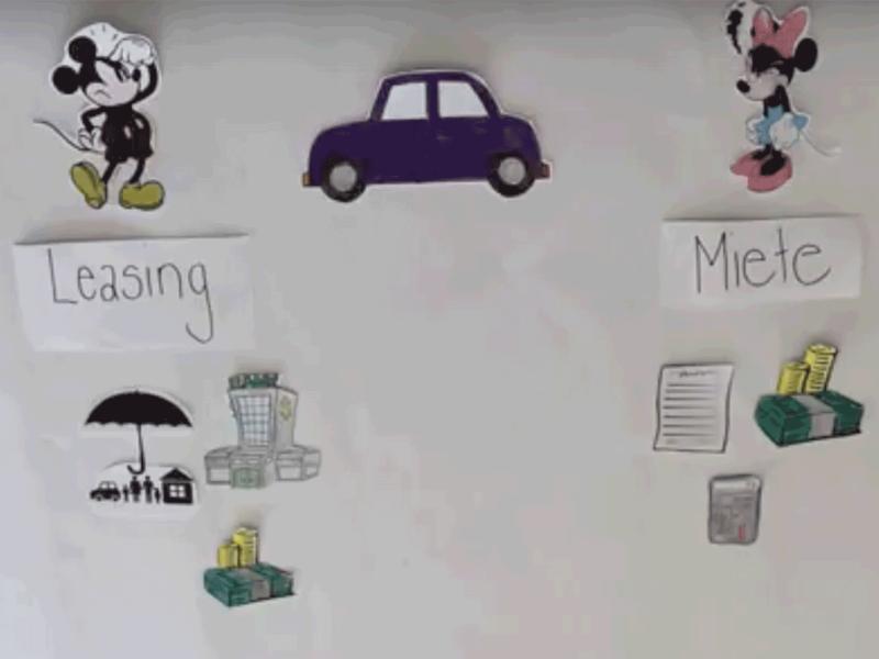 Der perfekte Weg zum Auto: Leasing oder Miete?